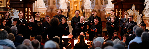 Czech Ensemble Baroque Orchestra and Choir 2017
